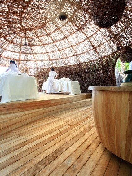 Laamu Maldives Treatment Room