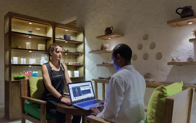 Zighy Bay Oman Wellness screening