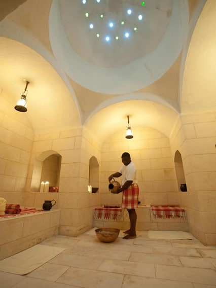 Zighy Bay Oman Spa Hammam