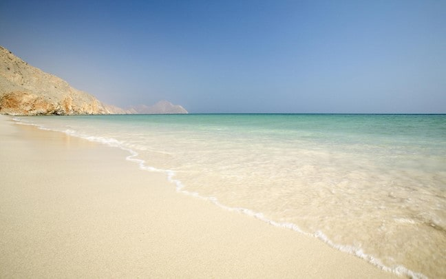 Zighy Bay Oman Zighy Bay Beach