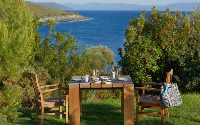 Kaplankaya Turkey Mezze by the Sea
