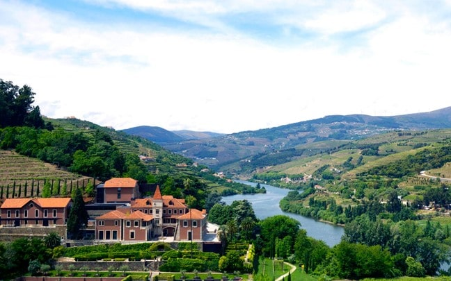 Douro Valley Portugal Exterior panorama