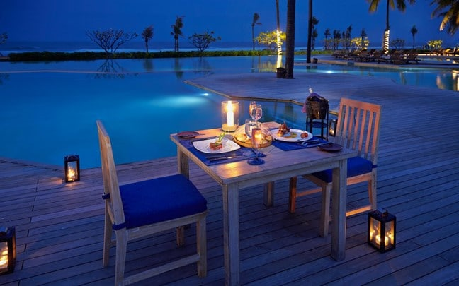 Hua Hin Thailand Private Romantic DInner