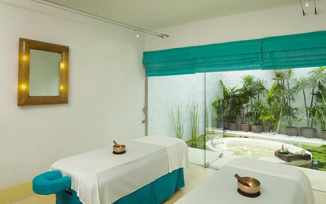 Hua Hin Thailand Indoor treatment