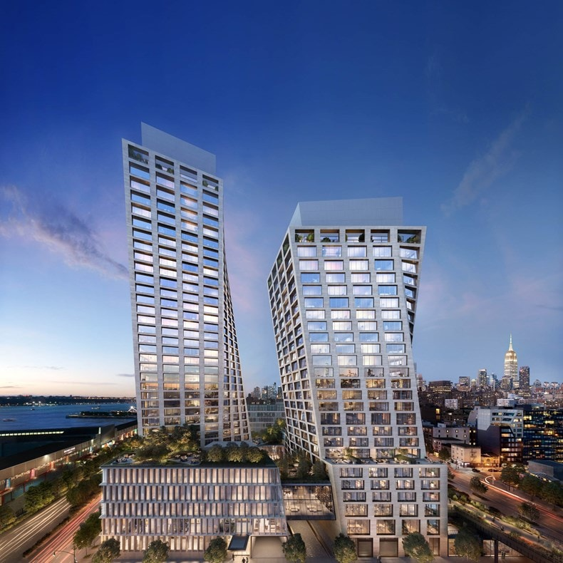 Six Senses Residences New York CityDBOX_XI_Exterior_HeroNorthDusk