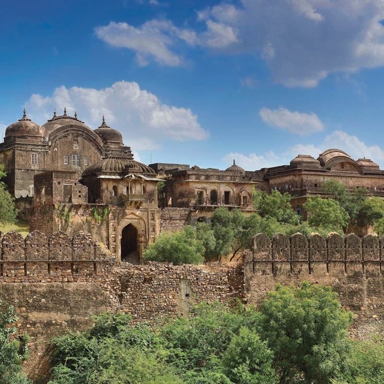 Fort Barwara India Six Senses Fort_Barwara