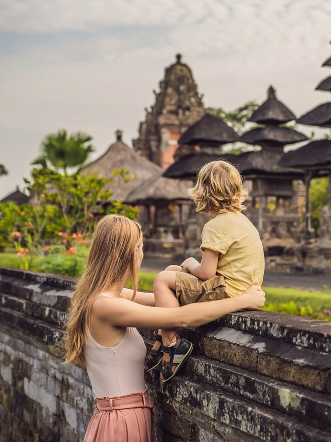 Family Temple Bali is