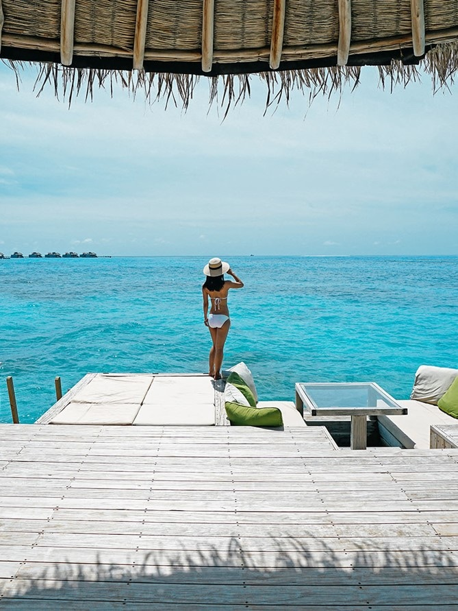 Laamu Maldives Water Villas