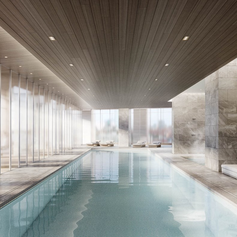 Six Senses Residences New York DBOX_XI_Amenity_Pool