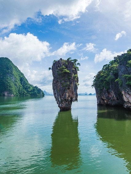 Phang Nga and James Bond Island