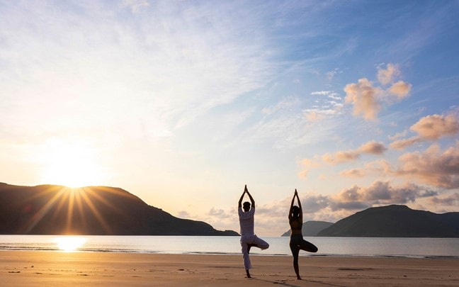 ConDao Vietnam Yoga On The Beach_
