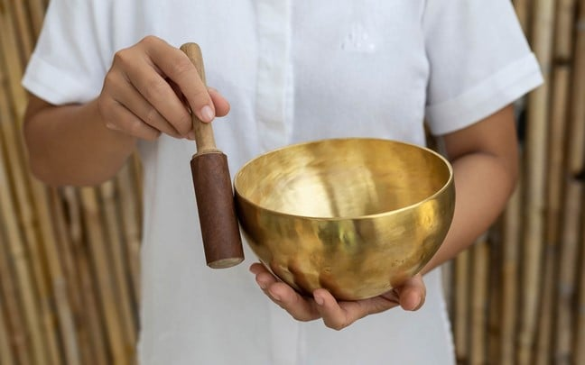 ConDao Vietnam Singing Bowl