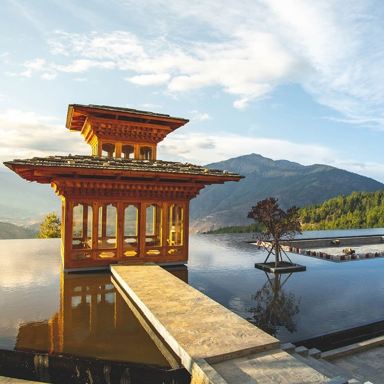 Change your perspective in Bhutan