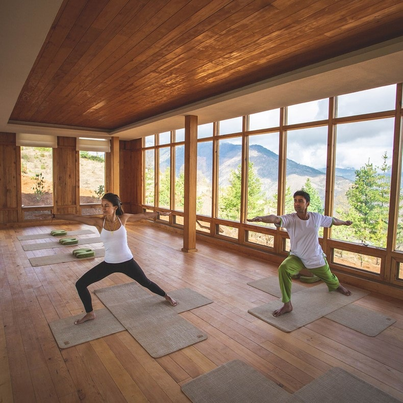 ​Multidimensional Six Senses Integrated Wellness programs
