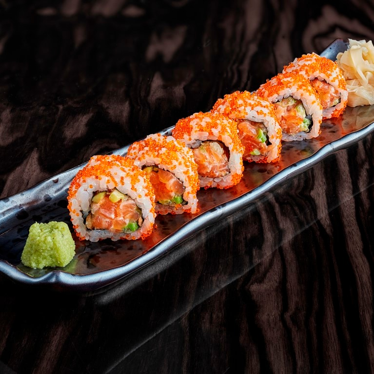 Courchevel-France-Albemarle-Street-maki-roll