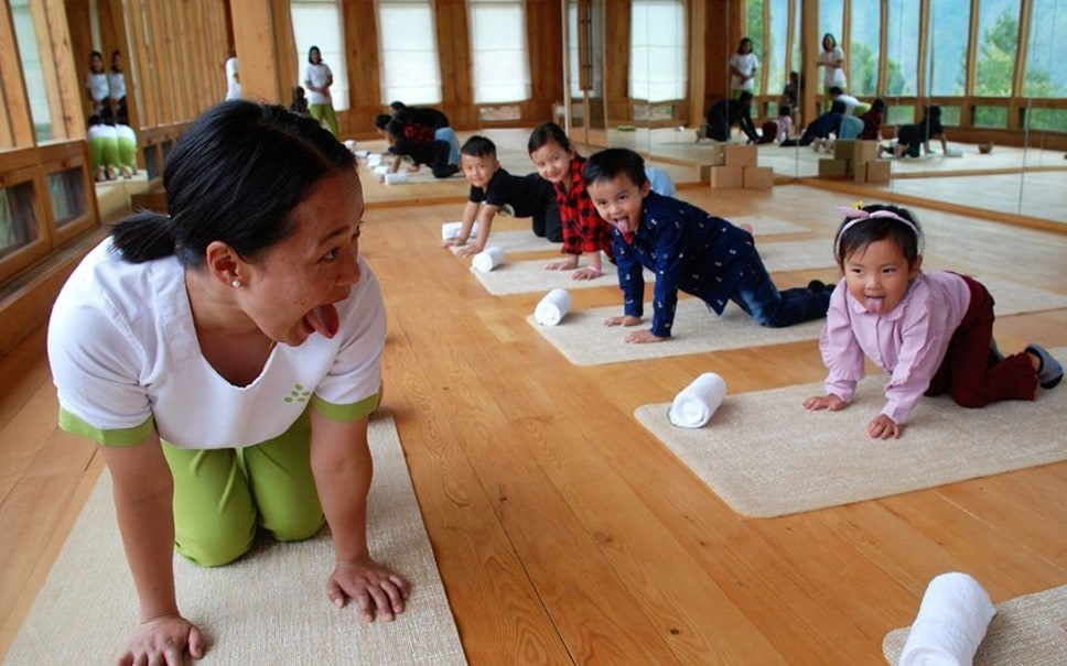 Pioneering wellness for little ones